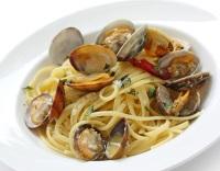 Linguini with Clam Sauce